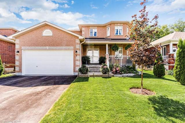 6 Sheppard Drive, Tay, ON L0K 2A0 (MLS #30827124) :: Forest Hill Real Estate Collingwood