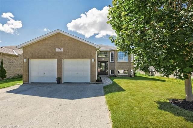 13 Graham Street, Springwater, ON L0L 1P0 (MLS #30827262) :: Forest Hill Real Estate Collingwood