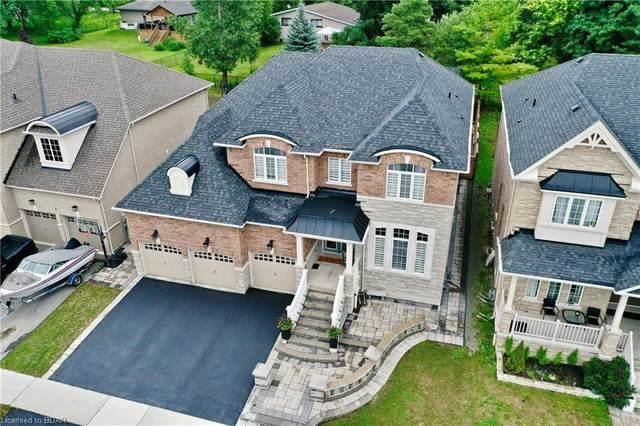 11 Riley Street Street, Innisfil, ON L0L 1L0 (MLS #30827293) :: Forest Hill Real Estate Collingwood