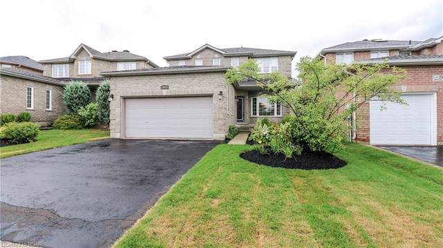 52 Penvill Trail, Barrie, ON L4N 5M8 (MLS #30827321) :: Forest Hill Real Estate Collingwood
