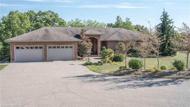 10 Pleasant Ridge Road, Brantford, ON N3T 5L5 (MLS #30827327) :: Forest Hill Real Estate Collingwood