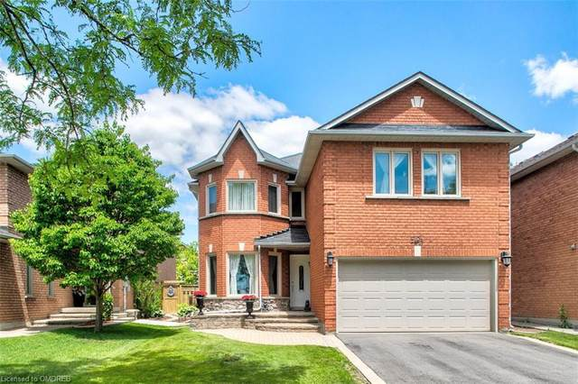 30 Luba Avenue, Richmond Hill, ON L4S 1G5 (MLS #30828184) :: Forest Hill Real Estate Collingwood