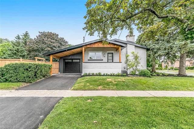 1 Melrose Avenue, Barrie, ON L4M 2A5 (MLS #30828380) :: Sutton Group Envelope Real Estate Brokerage Inc.