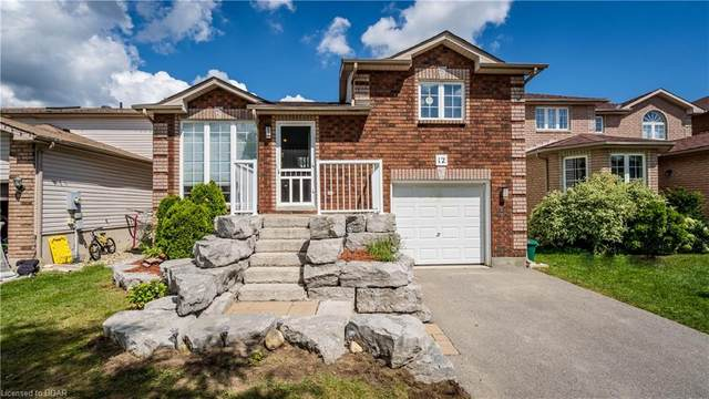 12 Hersey Crescent, Barrie, ON L4N 8P7 (MLS #30828390) :: Forest Hill Real Estate Inc Brokerage Barrie Innisfil Orillia