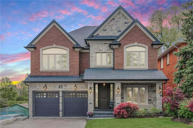 43 Gamble Street, Vaughan, ON L4L 1R3 (MLS #30828559) :: Forest Hill Real Estate Collingwood