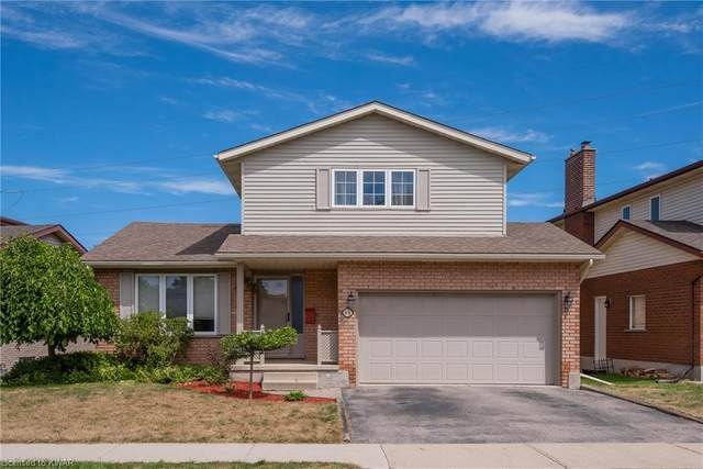 48 Stonehenge Place, Kitchener, ON N2N 2N1 (MLS #30828600) :: Sutton Group Envelope Real Estate Brokerage Inc.