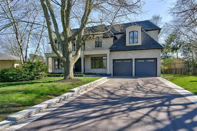 96 Selgrove Crescent, Oakville, ON L6L 1L3 (MLS #30828977) :: Sutton Group Envelope Real Estate Brokerage Inc.
