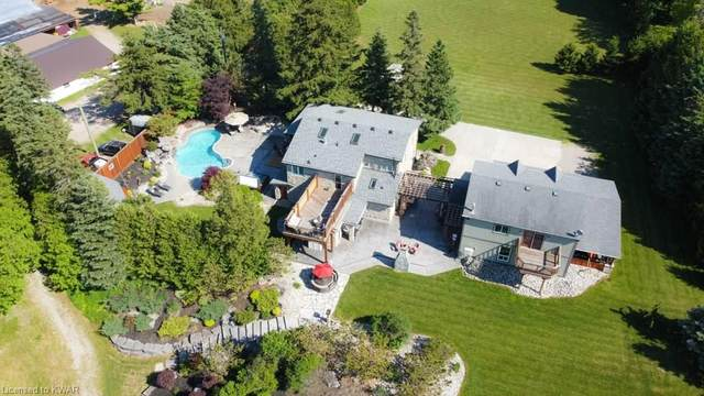 1236 Snyders Road E, Baden, ON N3A 3L3 (MLS #40005210) :: Forest Hill Real Estate Collingwood