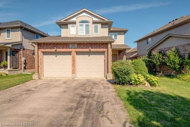 661 Longworth Road, London, ON N6K 4W2 (MLS #40005232) :: Sutton Group Envelope Real Estate Brokerage Inc.