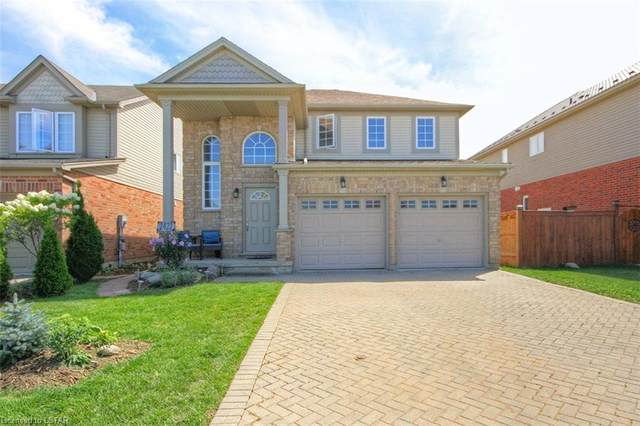 2421 Asima Drive, London, ON N6M 0B3 (MLS #40005481) :: Sutton Group Envelope Real Estate Brokerage Inc.