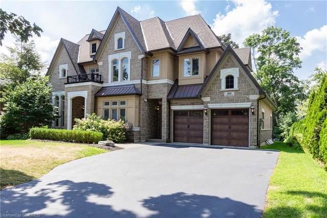 504 Indian Road, Burlington, ON L7T 3T3 (MLS #40005545) :: Sutton Group Envelope Real Estate Brokerage Inc.