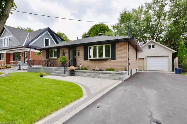 10 Oak Street, Barrie, ON L4M 3V2 (MLS #40006781) :: Forest Hill Real Estate Inc Brokerage Barrie Innisfil Orillia