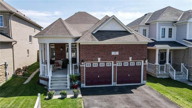 58 Majesty Boulevard, Barrie, ON L4M 0E4 (MLS #40006906) :: Forest Hill Real Estate Inc Brokerage Barrie Innisfil Orillia