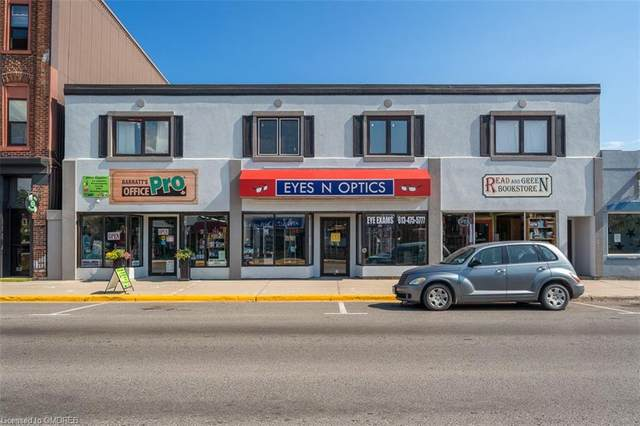 29-35 Main Street, Brighton, ON K0K 1H0 (MLS #40007034) :: Forest Hill Real Estate Collingwood