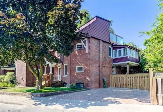 28 Ravina Crescent, Toronto, ON M4J 3M1 (MLS #40007308) :: Forest Hill Real Estate Collingwood