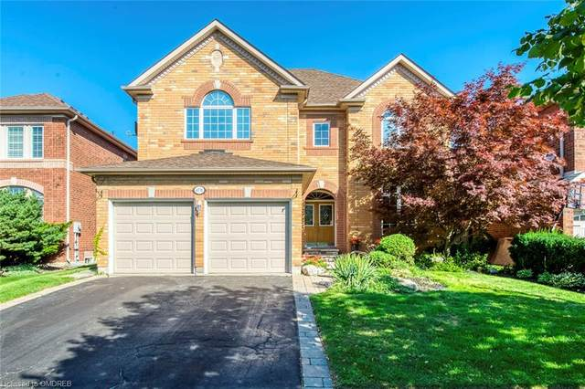 4131 Bonavista Crescent, Burlington, ON L7M 4J3 (MLS #40007488) :: Sutton Group Envelope Real Estate Brokerage Inc.
