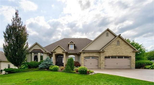 1609 Westdel Bourne, London, ON N6K 4R1 (MLS #40007504) :: Sutton Group Envelope Real Estate Brokerage Inc.