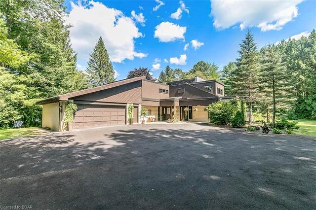 3169 South Sparrow Lake Road, Washago, ON L0K 2B0 (MLS #40007516) :: Forest Hill Real Estate Inc Brokerage Barrie Innisfil Orillia