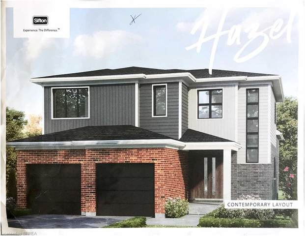24 Sutherland Crescent, Ingersoll, ON N5C 0E3 (MLS #40007590) :: Sutton Group Envelope Real Estate Brokerage Inc.