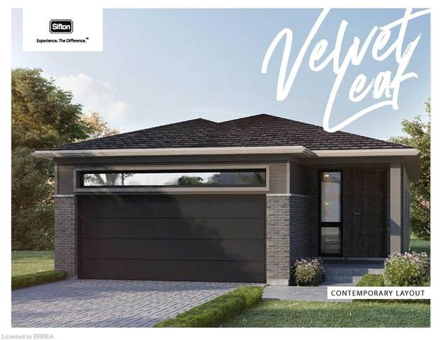 36 Sutherland Crescent, Ingersoll, ON N5C 0E3 (MLS #40007640) :: Forest Hill Real Estate Collingwood