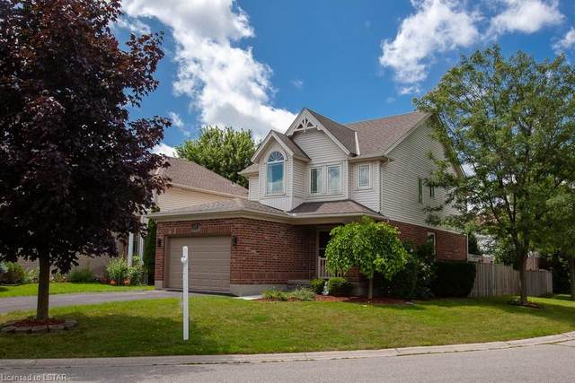344 Rossmore Court, London, ON N6C 6B9 (MLS #40007748) :: Sutton Group Envelope Real Estate Brokerage Inc.