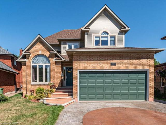 108 National Drive, Hamilton, ON L8G 5B3 (MLS #40007986) :: Forest Hill Real Estate Collingwood