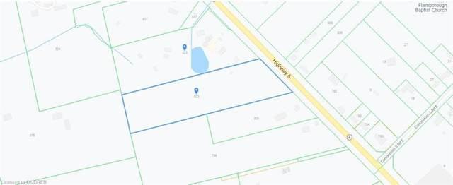 823-R 6 Highway N, Hamilton, ON L8N 2Z7 (MLS #40008393) :: Forest Hill Real Estate Collingwood