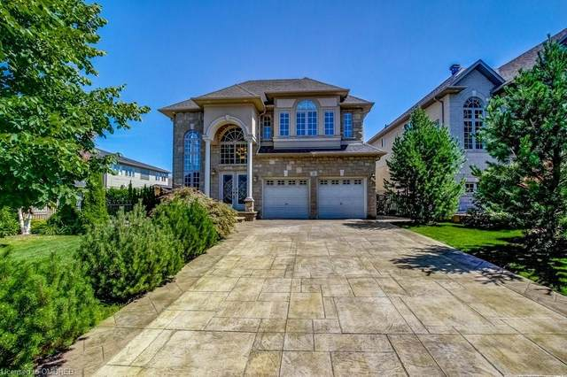35 Diiorio Circle, Ancaster, ON L9K 1S9 (MLS #40009379) :: Forest Hill Real Estate Collingwood