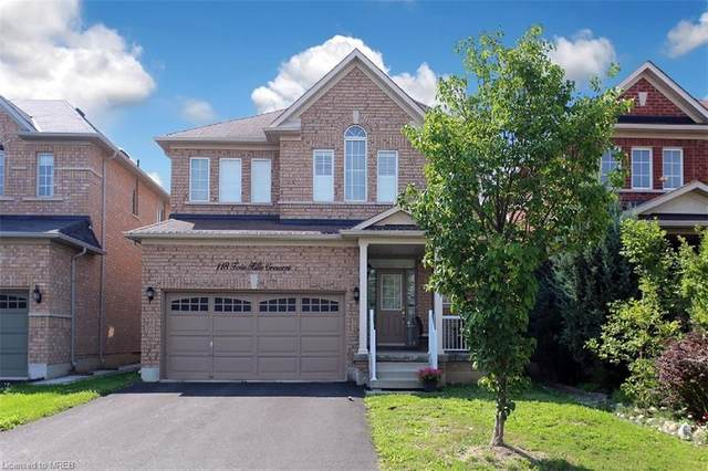 118 Twin Hills Crescent, Vaughan, ON L4H 0G7 (MLS #40009968) :: Forest Hill Real Estate Collingwood