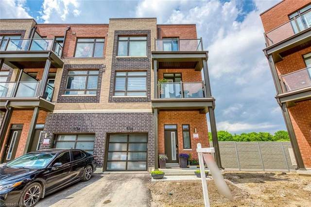 238 Dalhousie Street, Vaughan, ON L4L 0L8 (MLS #40010080) :: Forest Hill Real Estate Collingwood