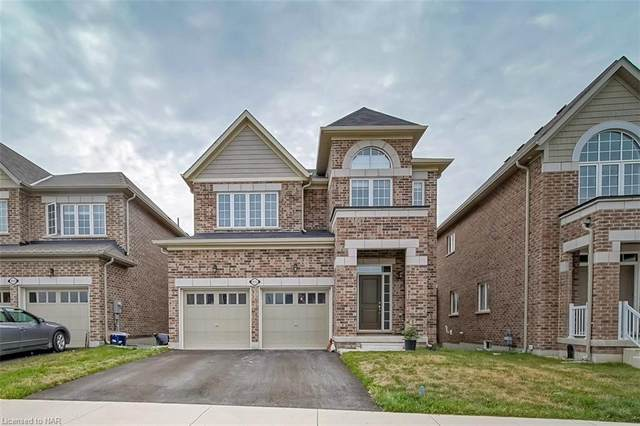 4035 Fracchioni Drive, Beamsville, ON L0R 1B4 (MLS #40010247) :: Forest Hill Real Estate Collingwood