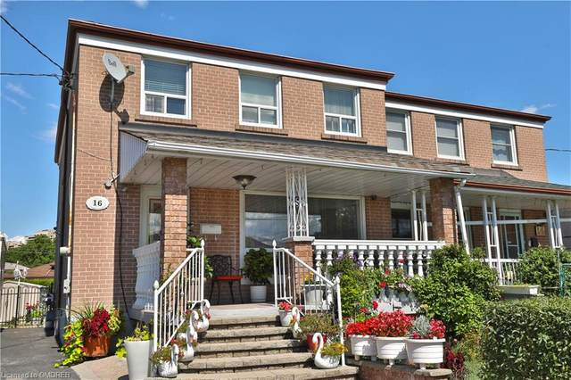 16 Demaris Avenue, North York, ON M3N 1M1 (MLS #40010261) :: Forest Hill Real Estate Collingwood