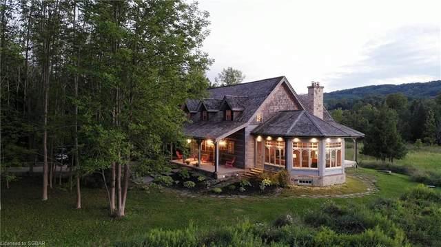174708 30 GREY Road, Grey Highlands, ON N0C 1G0 (MLS #40010773) :: Forest Hill Real Estate Collingwood