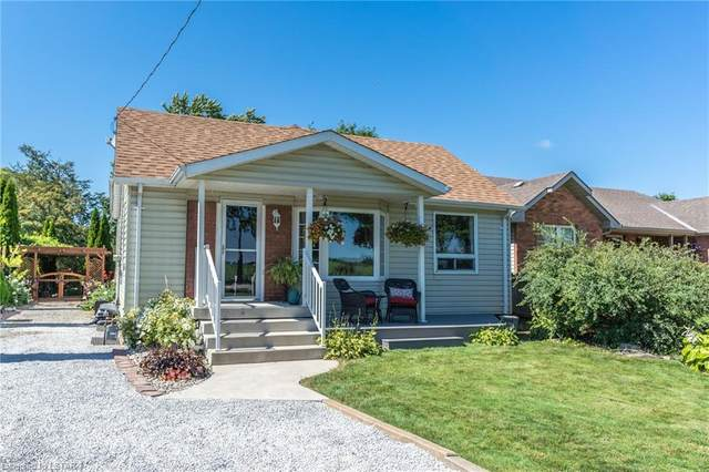 158 Indian Creek Road E, Chatham, ON N7M 0M6 (MLS #40010957) :: Forest Hill Real Estate Collingwood