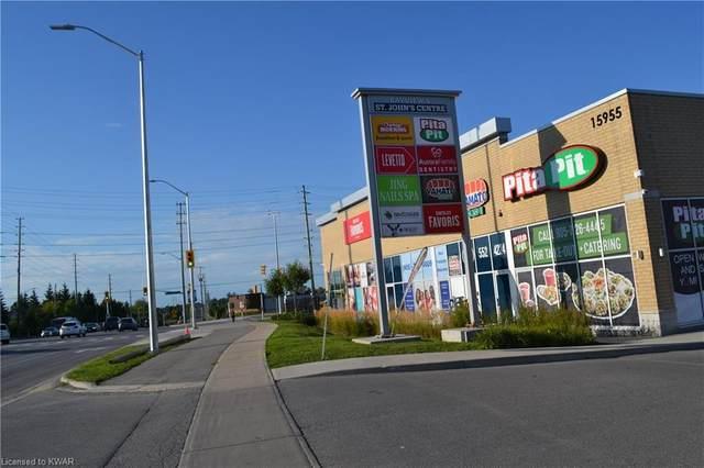 15975 Bayview Avenue B3, Aurora, ON L4G 0S3 (MLS #40011155) :: Sutton Group Envelope Real Estate Brokerage Inc.