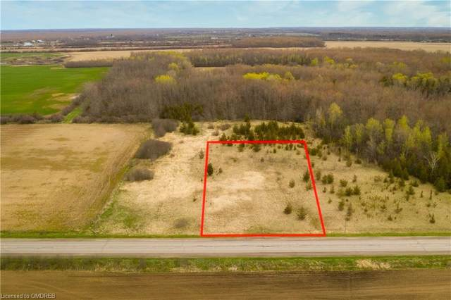 0 County Rd. 2 ., Prince Edward County, ON K0K 2J0 (MLS #40011295) :: Forest Hill Real Estate Collingwood