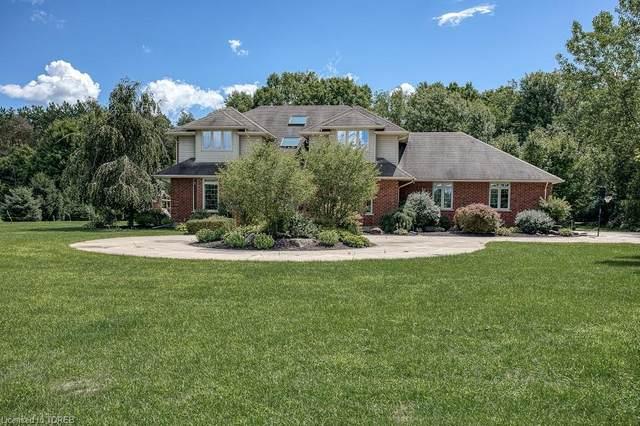 54238 Shady Lane, Bayham (Munic), ON N0J 1H0 (MLS #40011301) :: Forest Hill Real Estate Collingwood