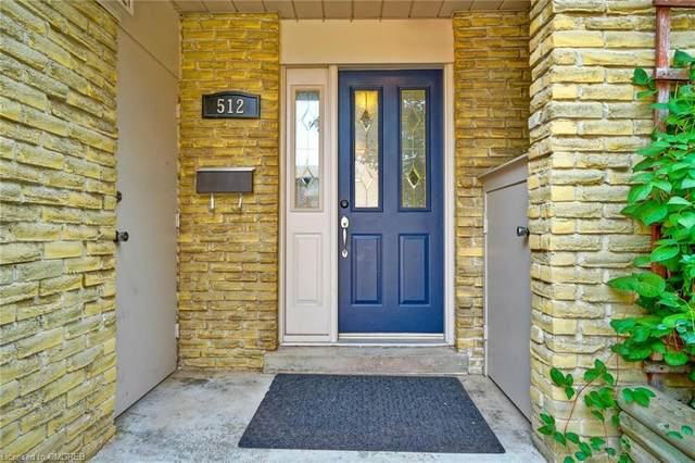 512 Forestwood Crescent #41, Burlington, ON L7L 4K3 (MLS #40011863) :: Forest Hill Real Estate Collingwood