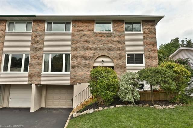 688 Castleguard Crescent, Burlington, ON L7N 2W6 (MLS #40012090) :: Forest Hill Real Estate Collingwood