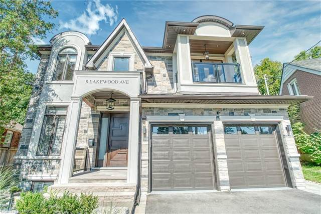 8 Lakewood Avenue, Scarborough, ON M1N 1H7 (MLS #40012399) :: Forest Hill Real Estate Collingwood