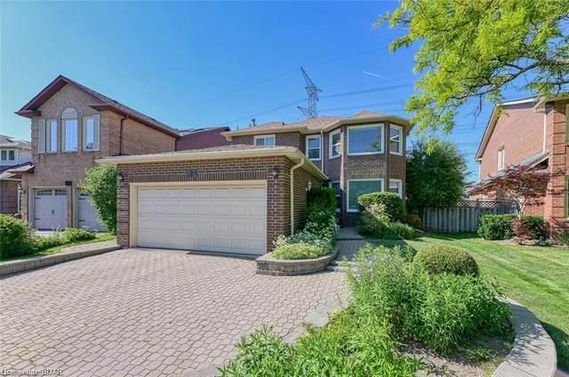 124 Huntington Park Drive, Markham, ON L3T 7C7 (MLS #40013388) :: Forest Hill Real Estate Collingwood