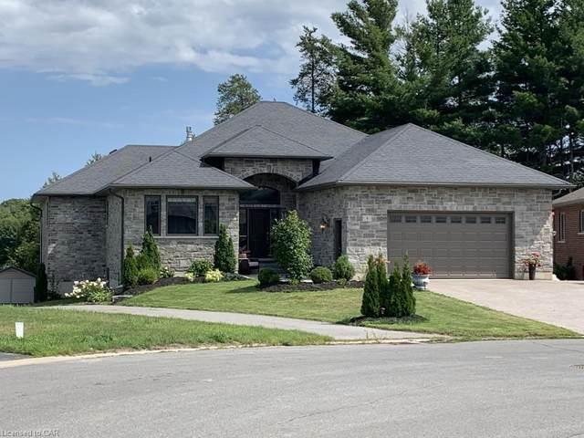 9 Lakewood Crescent, Trenton, ON K8V 5P4 (MLS #40013597) :: Sutton Group Envelope Real Estate Brokerage Inc.