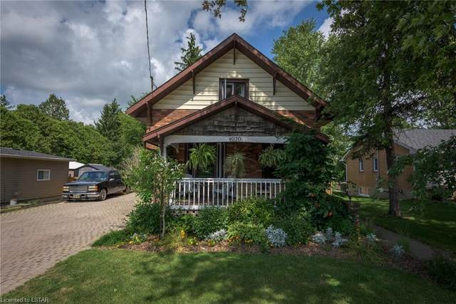 4070 Hamilton Road, Dorchester, ON N0L 1G2 (MLS #40014025) :: Forest Hill Real Estate Collingwood