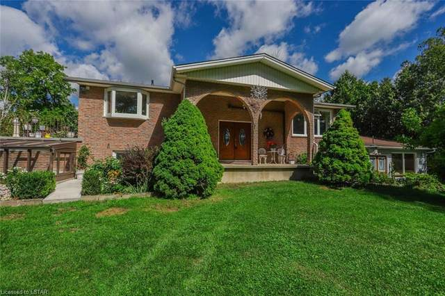 4842 Dundas Street, Thorndale, ON N0M 2P0 (MLS #40014164) :: Forest Hill Real Estate Collingwood