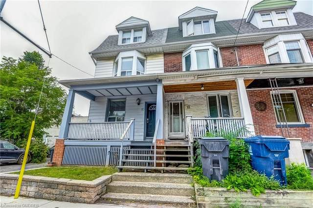 10 Coxwell Avenue, Toronto, ON M4L 3A7 (MLS #40014282) :: Forest Hill Real Estate Collingwood