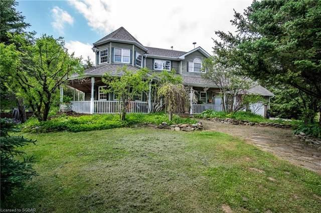 876584 5TH Line E, Mulmur, ON L9V 0K2 (MLS #40014423) :: Forest Hill Real Estate Collingwood