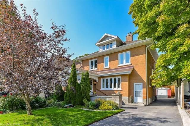 248 Wellington Street N, Kitchener, ON N2H 5K7 (MLS #40014457) :: Forest Hill Real Estate Collingwood