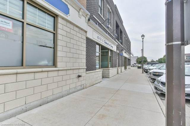 35 St David Street #209, Goderich, ON N7A 1L4 (MLS #40015003) :: Forest Hill Real Estate Collingwood