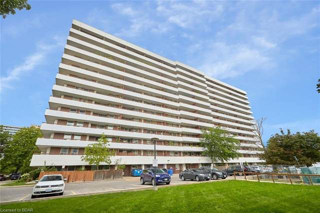 1 Royal Orchard Boulevard #403, Thornhill, ON L3T 3C2 (MLS #40015386) :: Forest Hill Real Estate Collingwood