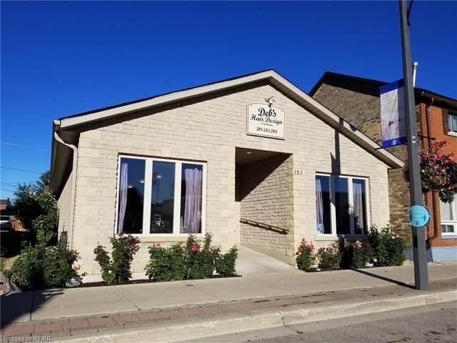 155 William Street, Palmerston, ON N0G 2P0 (MLS #40015391) :: Sutton Group Envelope Real Estate Brokerage Inc.